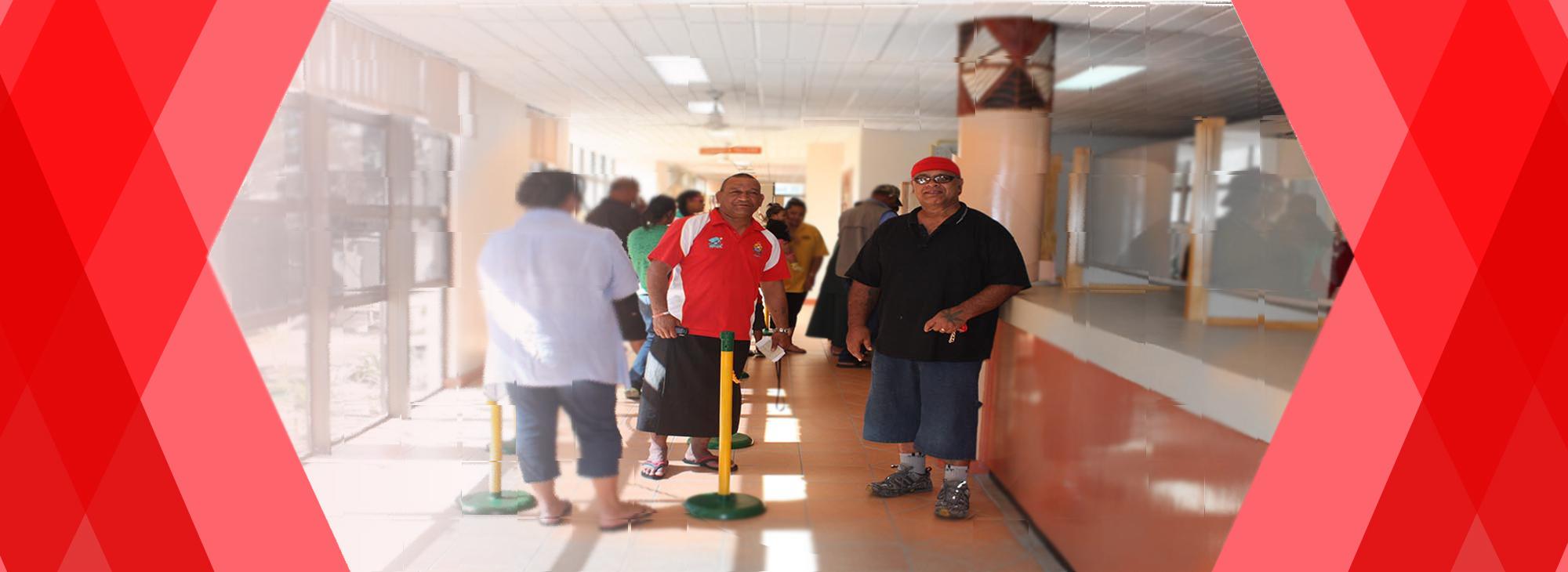 Tonga's Bank for the People of Tonga